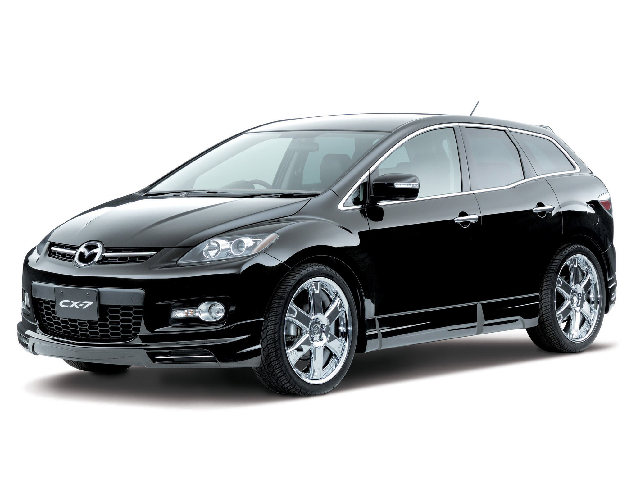 mazda cx 7 cool style concept 2007 mazda cx 7 cool style concept 2007 photo 04 car in pictures. Black Bedroom Furniture Sets. Home Design Ideas