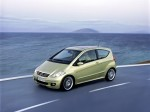 Mercedes A-Klasse 2005 Photo 04
