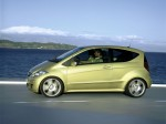 Mercedes A-Klasse 2005 Photo 06