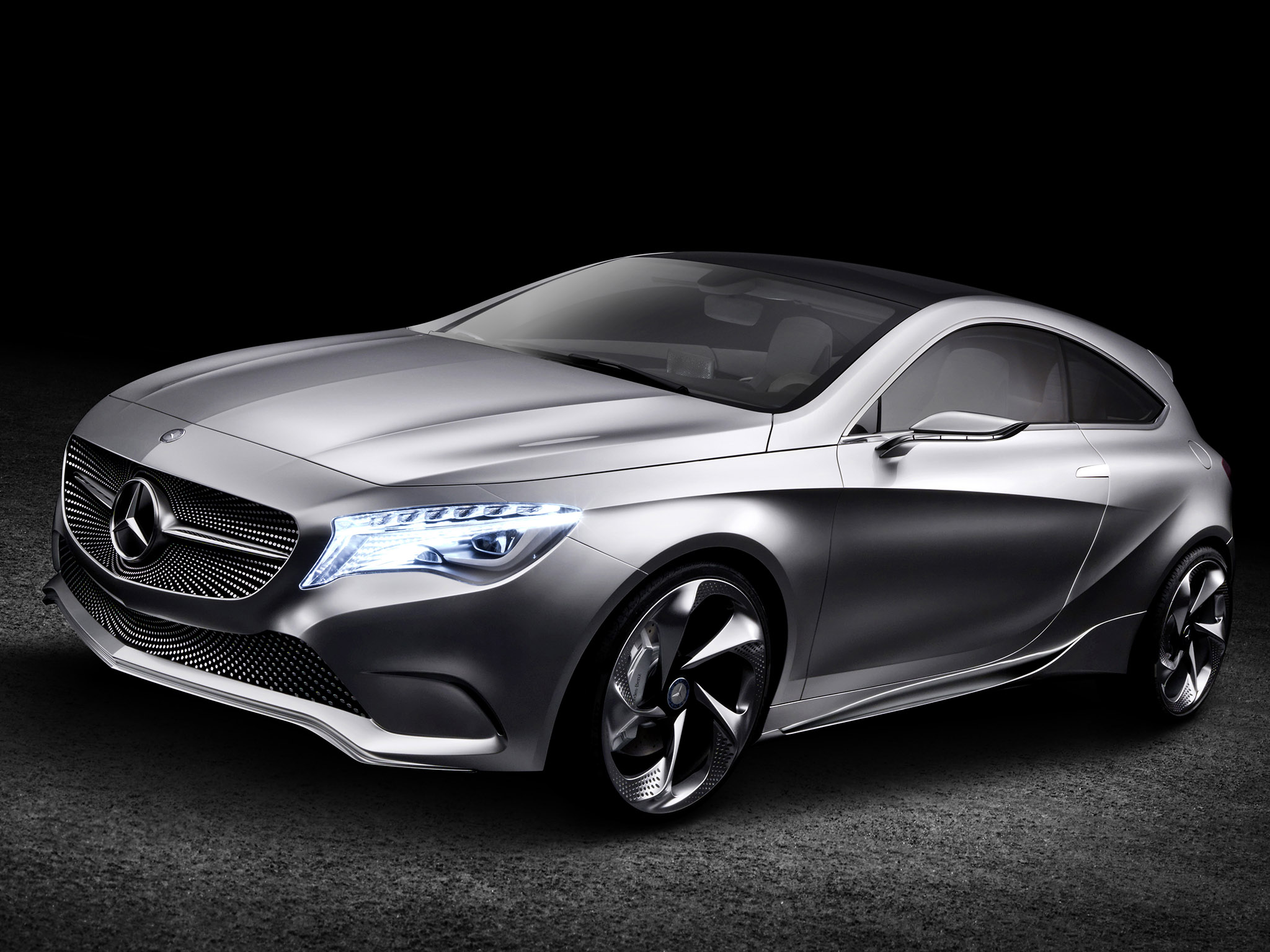 mercedes a klasse concept 2011 mercedes a klasse concept 2011 photo 19 car in pictures car. Black Bedroom Furniture Sets. Home Design Ideas