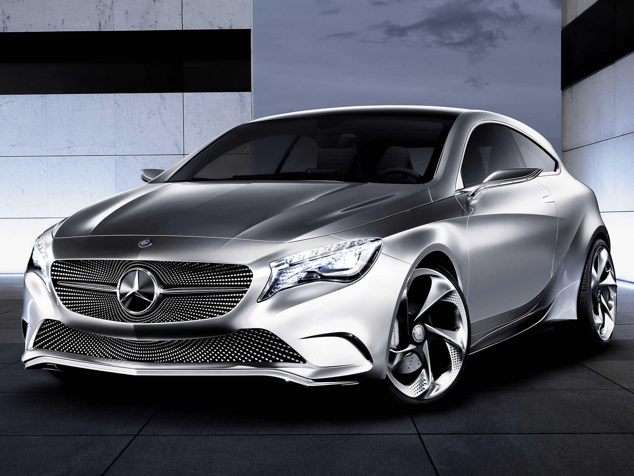 mercedes a klasse concept 2011 mercedes a klasse concept 2011 photo 22 car in pictures car. Black Bedroom Furniture Sets. Home Design Ideas