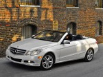 Mercedes E-Klasse E350 Cabrio USA A207 2010 Photo 03