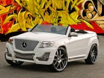 Mercedes GLK-Klasse GLK350 Urban Whip by Boulevard Cus 2008 Photo 03