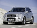 Mercedes M-Klasse ML63 AMG Facelift 2008 Photo 03