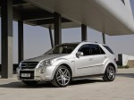 Mercedes M-Klasse ML63 AMG Facelift 2008 Photo 05