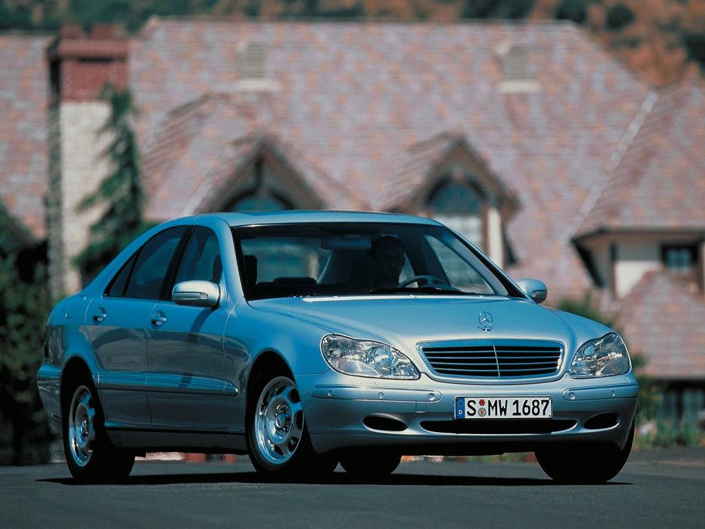 mercedes s klasse s320 w220 1998 2002 mercedes s klasse s320 w220 1998 2002 photo 08 car in. Black Bedroom Furniture Sets. Home Design Ideas