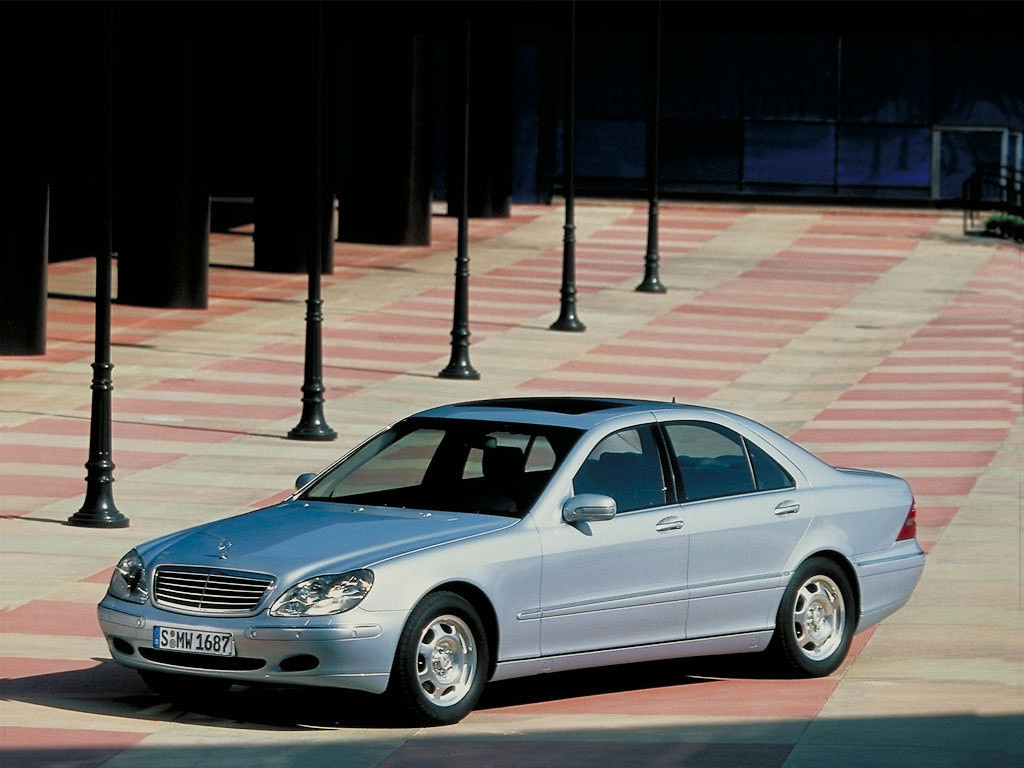 mercedes s klasse s320 w220 1998 2002 mercedes s klasse s320 w220 1998 2002 photo 11 car in. Black Bedroom Furniture Sets. Home Design Ideas