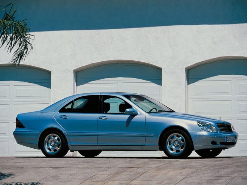 mercedes s klasse s320 w220 1998 2002 mercedes s klasse s320 w220 1998 2002 photo 12 car in. Black Bedroom Furniture Sets. Home Design Ideas