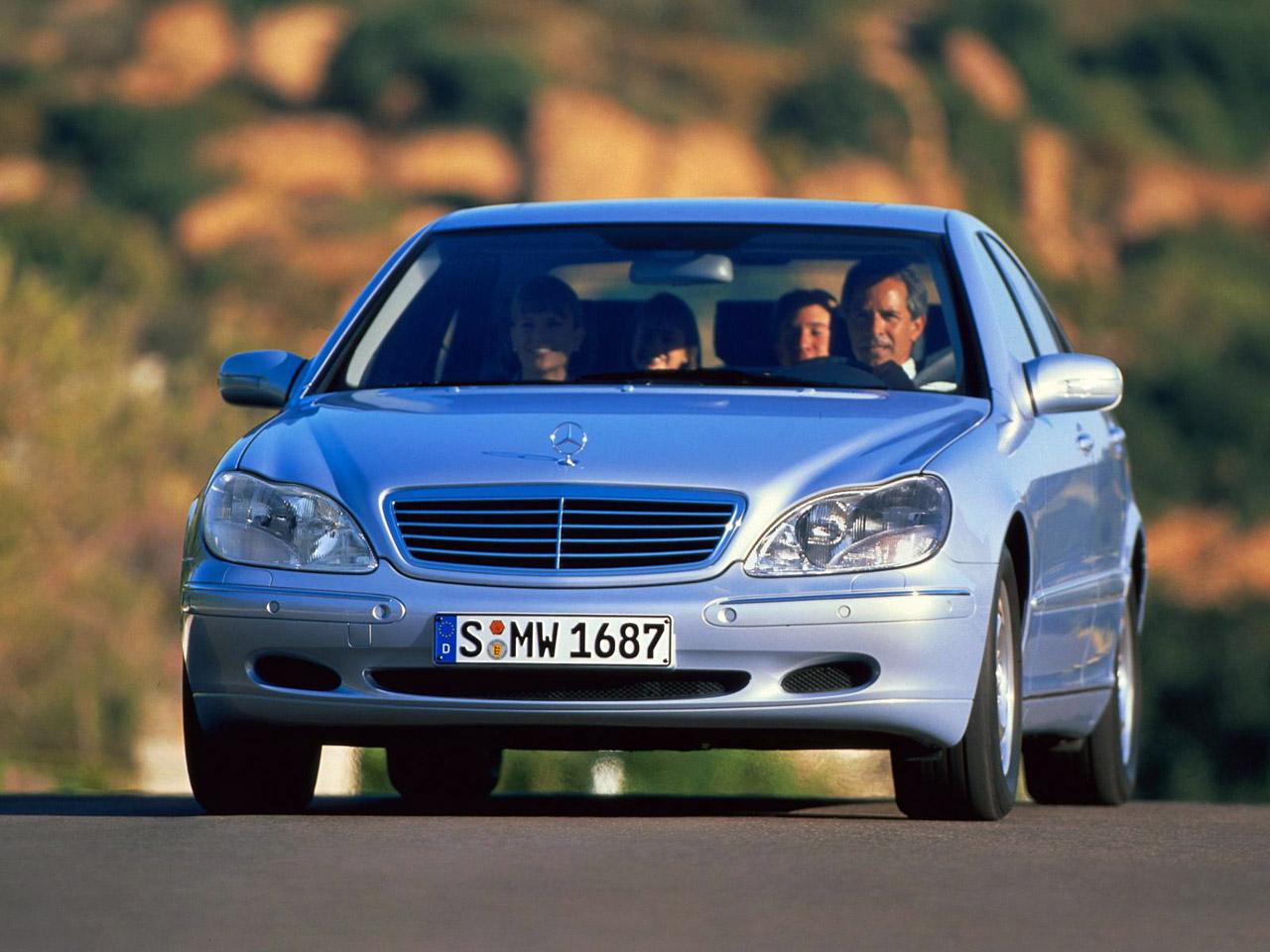 mercedes s klasse s320 w220 1998 2002 mercedes s klasse s320 w220 1998 2002 photo 13 car in. Black Bedroom Furniture Sets. Home Design Ideas