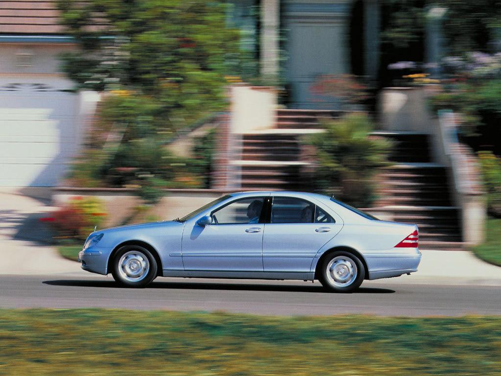 mercedes s klasse s320 w220 1998 2002 mercedes s klasse s320 w220 1998 2002 photo 14 car in. Black Bedroom Furniture Sets. Home Design Ideas