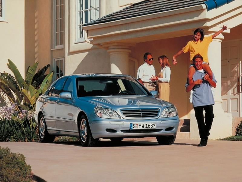 mercedes s klasse s320 w220 1998 2002 mercedes s klasse s320 w220 1998 2002 photo 17 car in. Black Bedroom Furniture Sets. Home Design Ideas