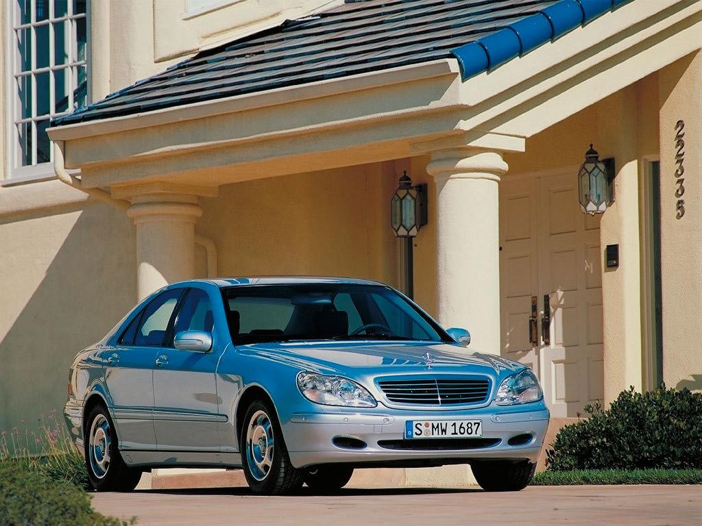 mercedes s klasse s320 w220 1998 2002 mercedes s klasse s320 w220 1998 2002 photo 20 car in. Black Bedroom Furniture Sets. Home Design Ideas