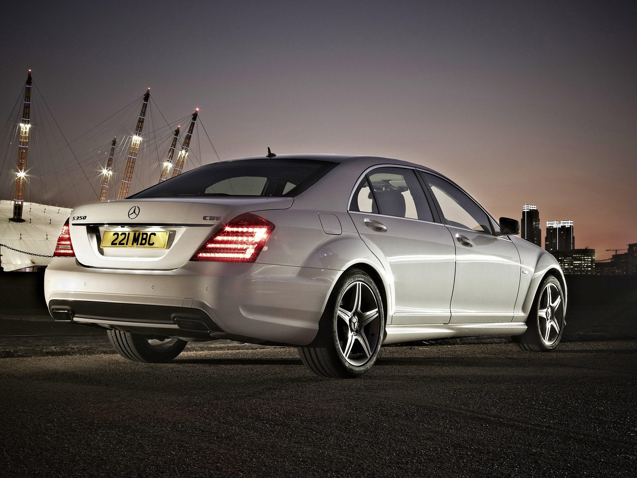 mercedes s klasse s350 cdi amg sports package uk 2009. Black Bedroom Furniture Sets. Home Design Ideas