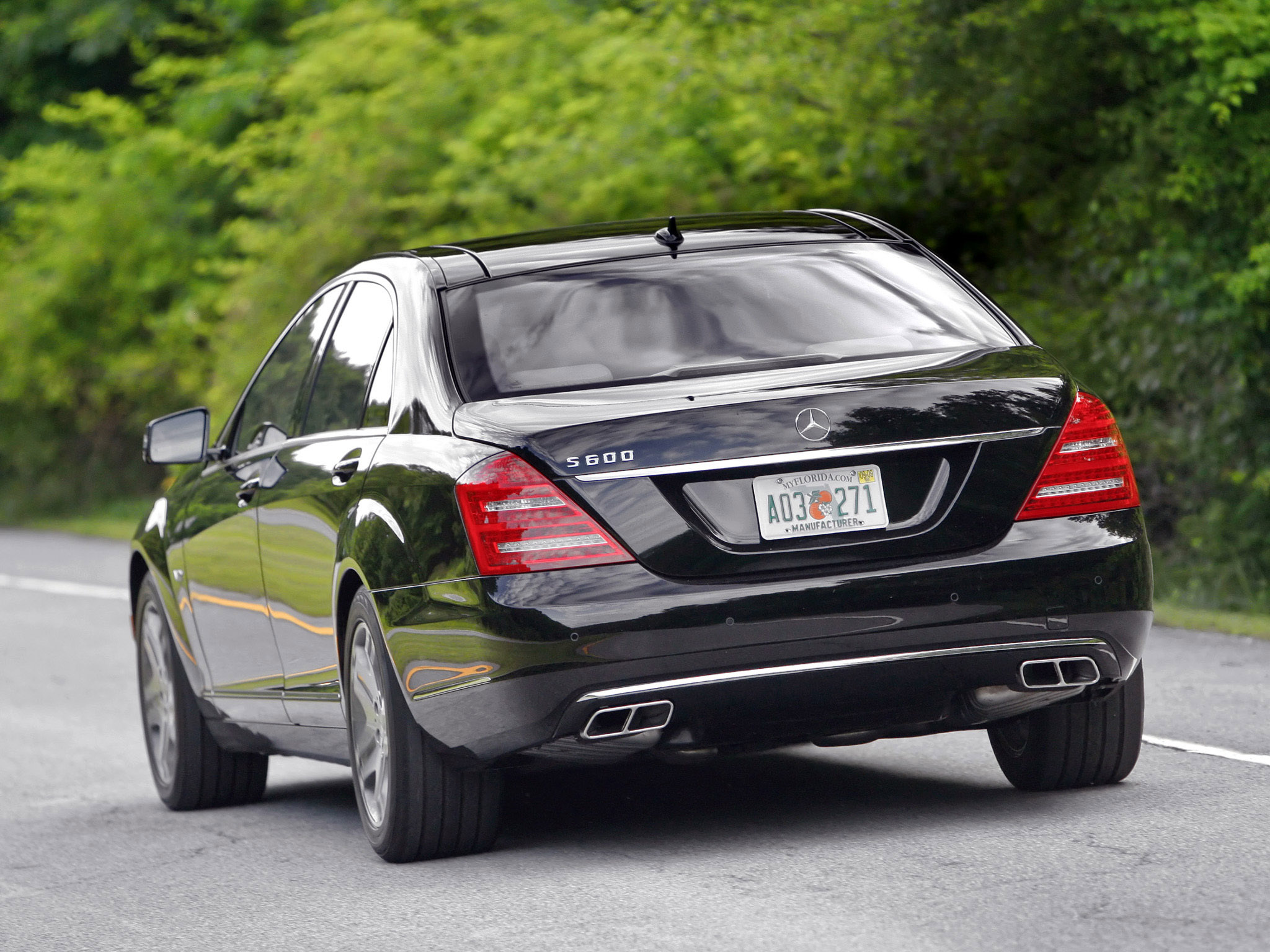 Mercedes s klasse s600 usa w221 2009 mercedes s klasse for 2009 mercedes benz s600