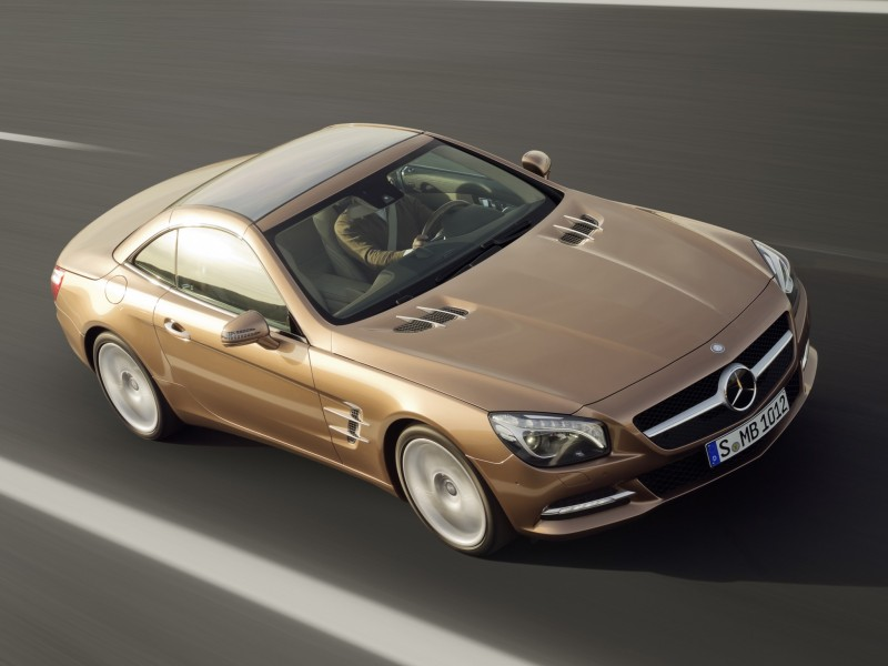 Mercedes SL-Klasse 500 R231 2012 Photo 13