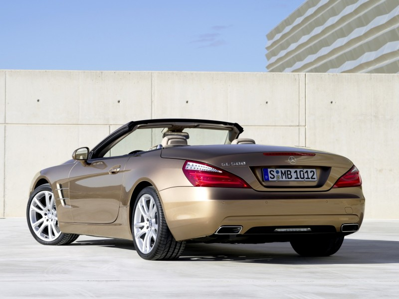 Mercedes SL-Klasse 500 R231 2012 Photo 14