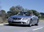 Mercedes SL-Klasse 55 AMG 2003 Photo 02