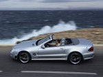 Mercedes SL-Klasse 55 AMG 2003 Photo 03