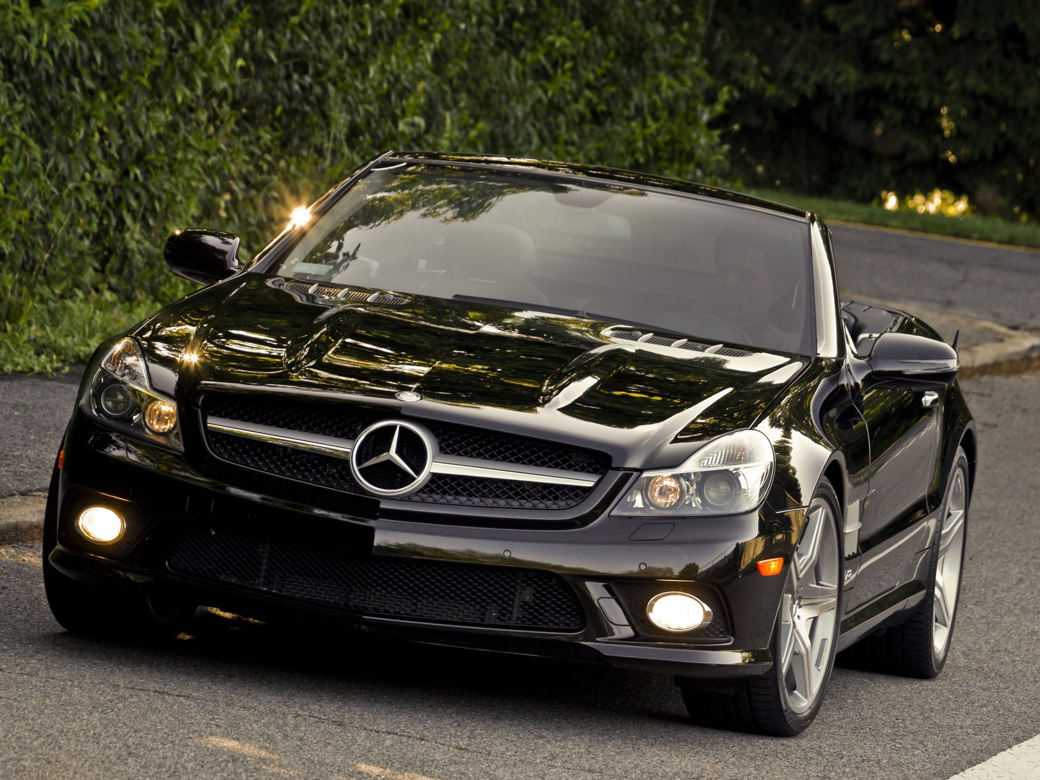 Mercedes sl klasse 600 r230 usa 2008 mercedes sl klasse for 2008 mercedes benz sl500