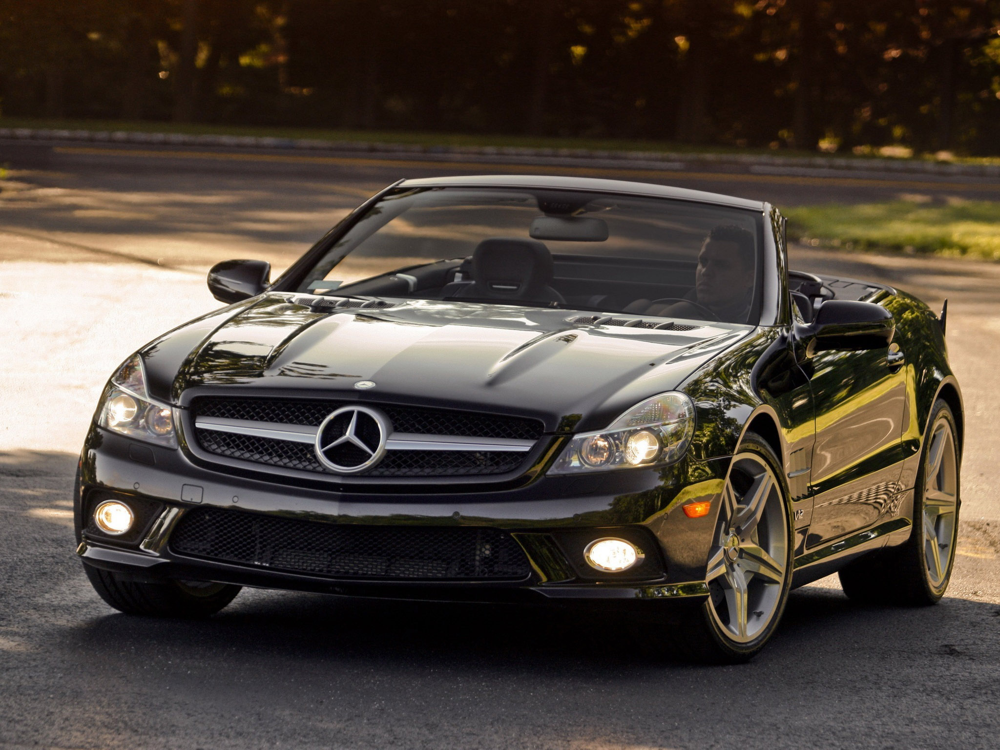 mercedes sl klasse 600 r230 usa 2008 mercedes sl klasse. Black Bedroom Furniture Sets. Home Design Ideas