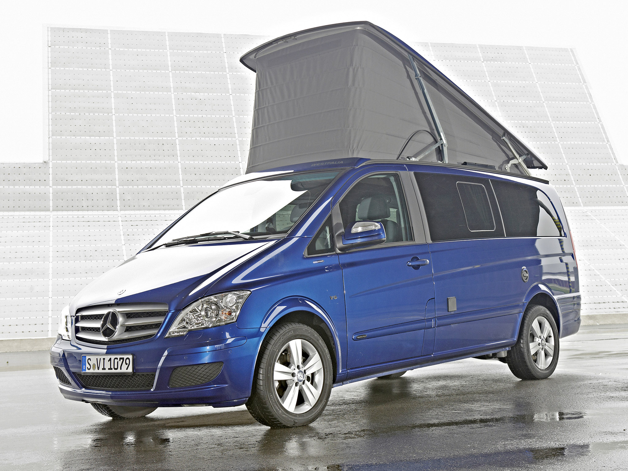 mercedes viano marco polo 2010 mercedes viano marco polo 2010 photo 10 car in pictures car. Black Bedroom Furniture Sets. Home Design Ideas