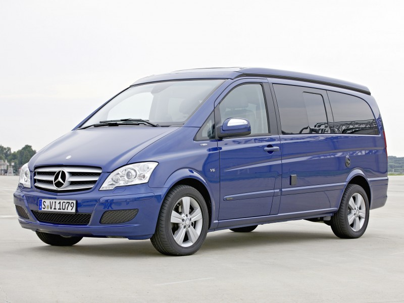mercedes viano marco polo 2010 mercedes viano marco polo 2010 photo 11 car in pictures car. Black Bedroom Furniture Sets. Home Design Ideas