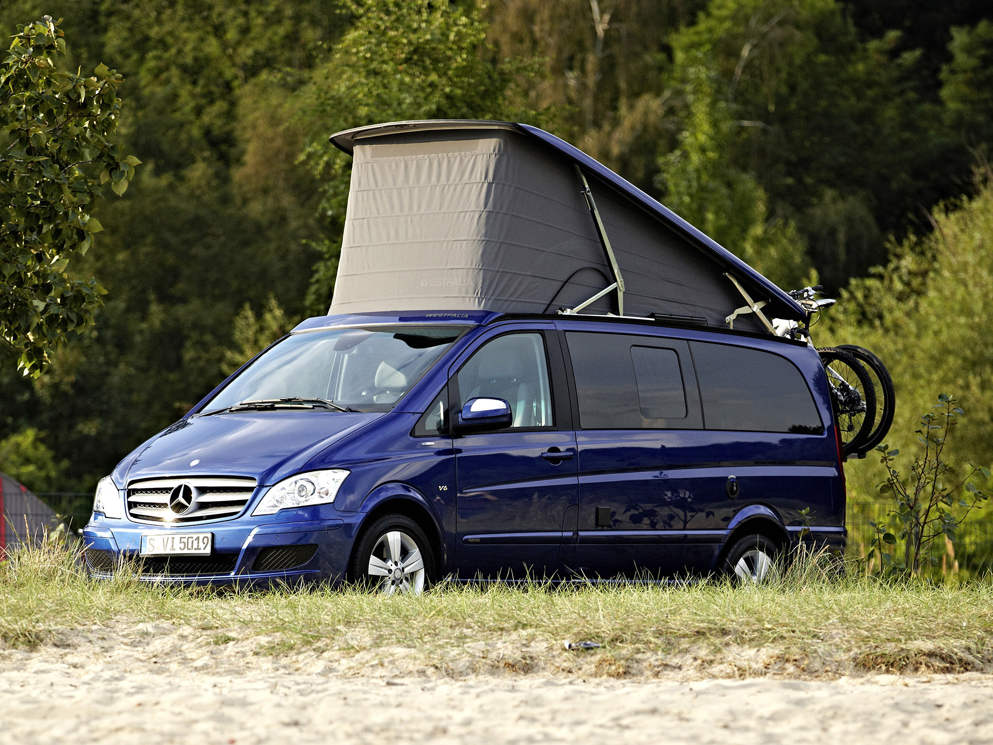 mercedes viano marco polo 2010 mercedes viano marco polo 2010 photo 19 car in pictures car. Black Bedroom Furniture Sets. Home Design Ideas
