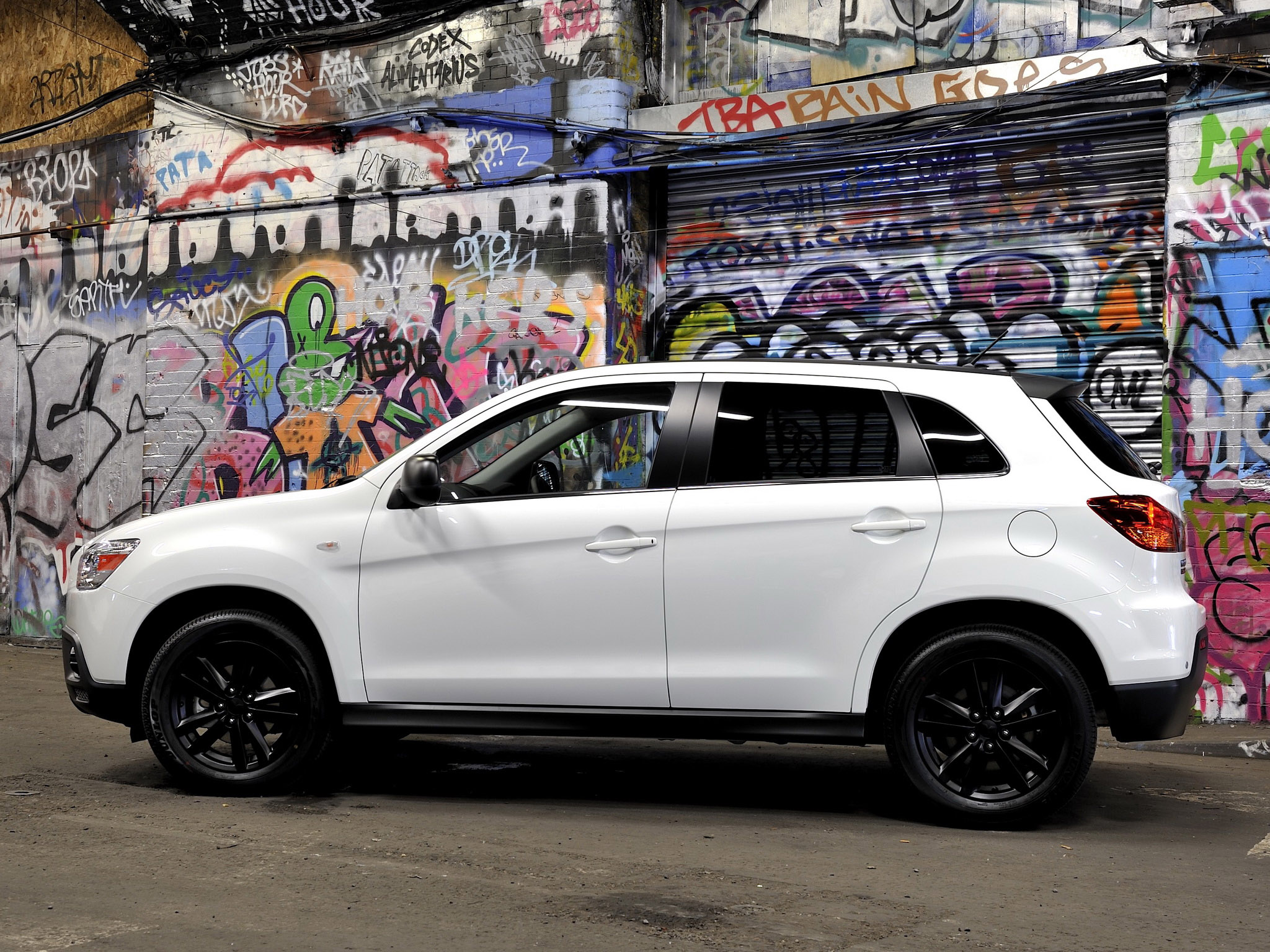 20 Rvr Ideas Mitsubishi Outlander Sport Black Wheels