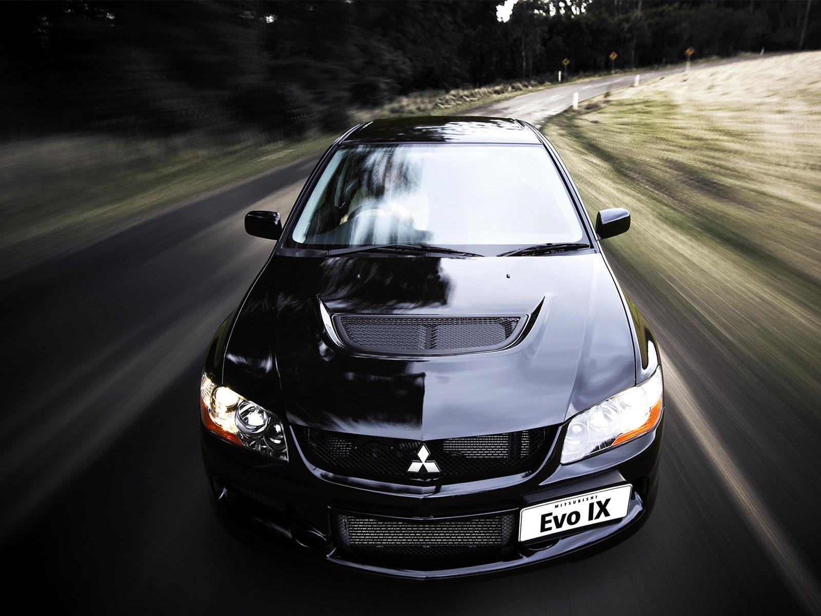 Mitsubishi Lancer Evolution IX 2005-2007 Photo 06