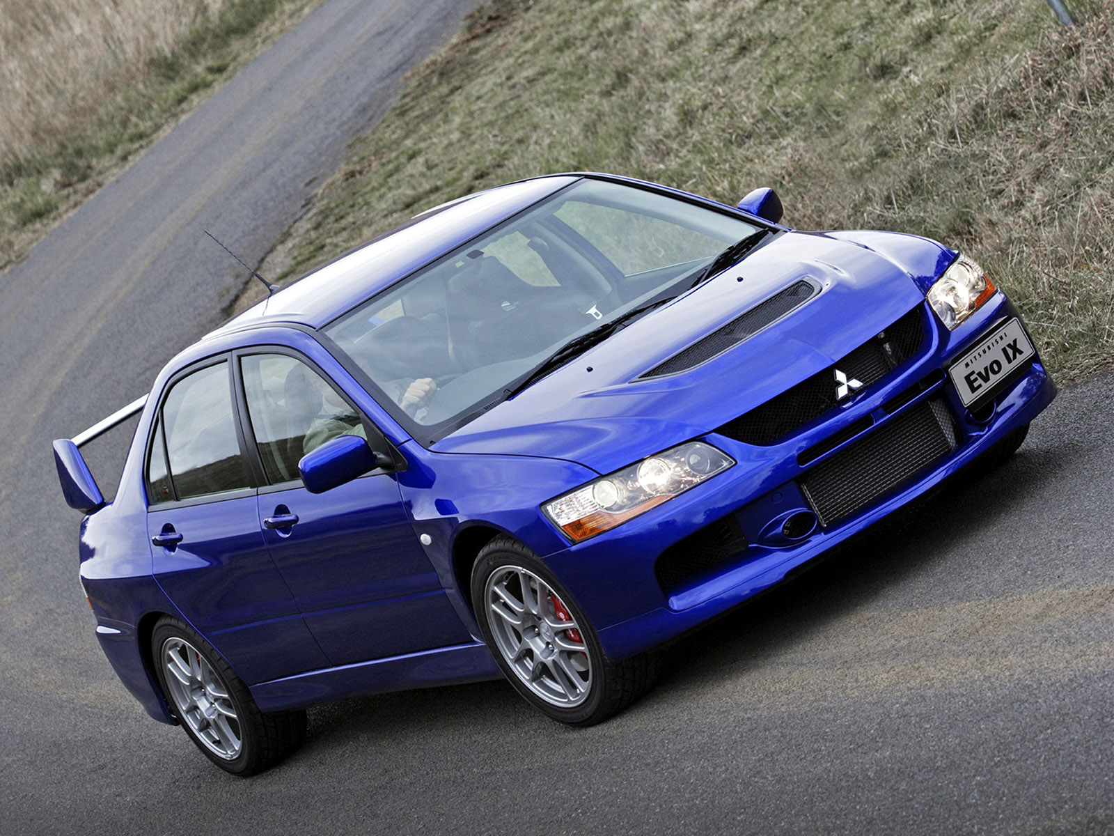 mitsubishi lancer evolution ix 2005 2007 mitsubishi lancer. Black Bedroom Furniture Sets. Home Design Ideas