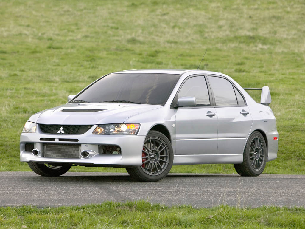 mitsubishi lancer evolution ix mr 2006 2007 mitsubishi. Black Bedroom Furniture Sets. Home Design Ideas