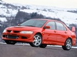 Mitsubishi Lancer Evolution VIII 2003-2005 Photo 09
