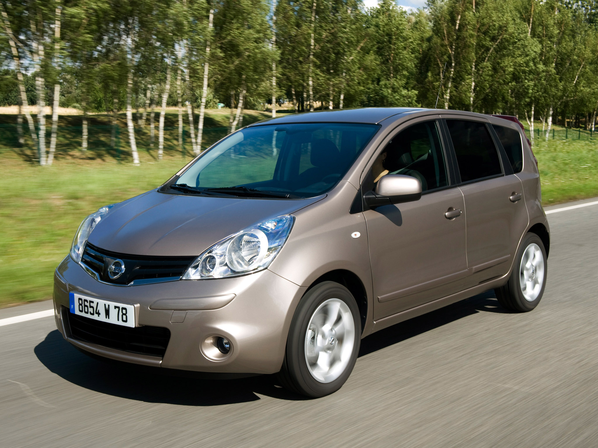 nissan note uk 2008 nissan note uk 2008 photo 13 car in pictures car photo gallery. Black Bedroom Furniture Sets. Home Design Ideas