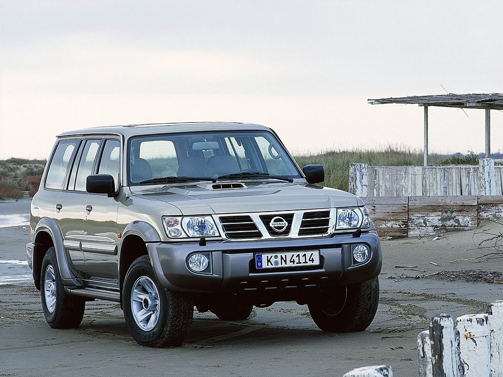 Nissan Patrol 1997 2004 Photo 04 on nissan patrol