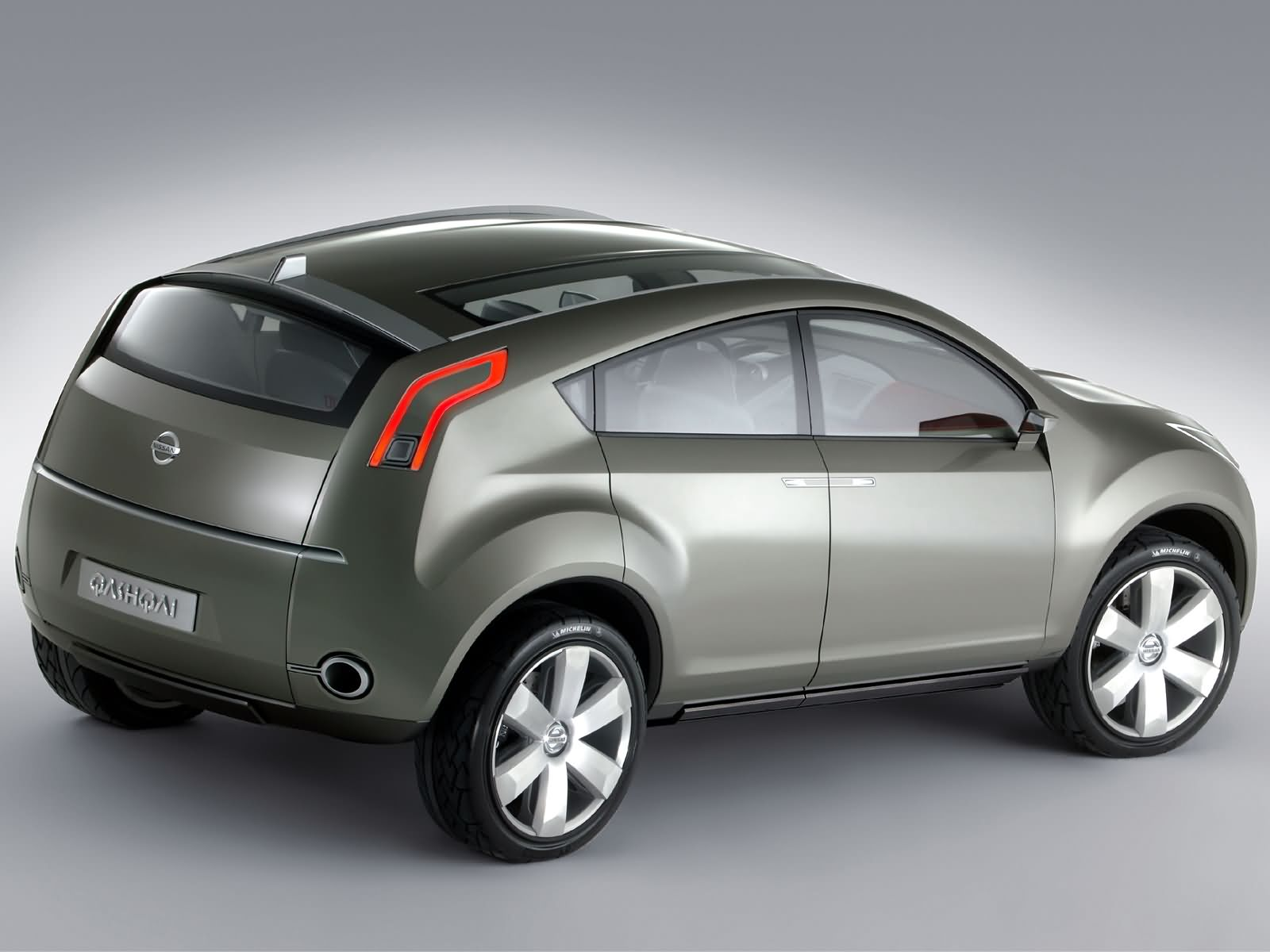 nissan qashqai concept 2004 nissan qashqai concept 2004 photo 04 car in pictures car photo. Black Bedroom Furniture Sets. Home Design Ideas