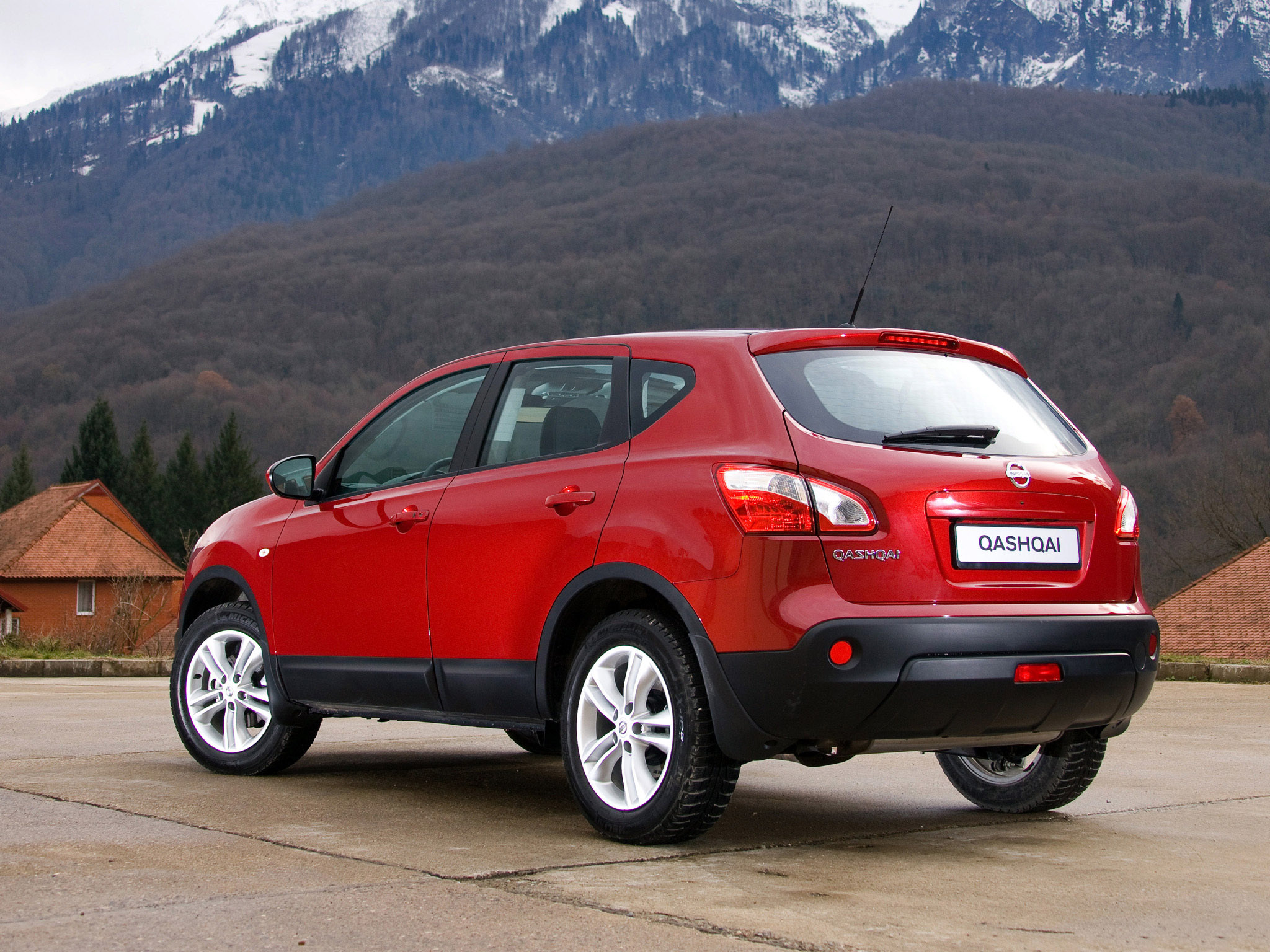 nissan qashqai facelift 2010 nissan qashqai facelift 2010 photo 09 car in pictures car photo. Black Bedroom Furniture Sets. Home Design Ideas