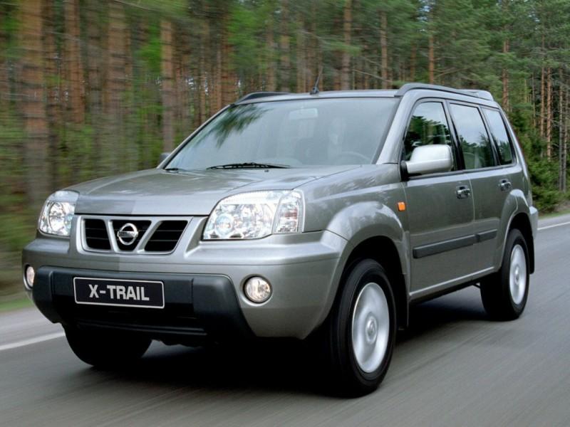 Nissan X-Trail 2002 Nissan X-Trail 2002 Photo 04 – Car in ...
