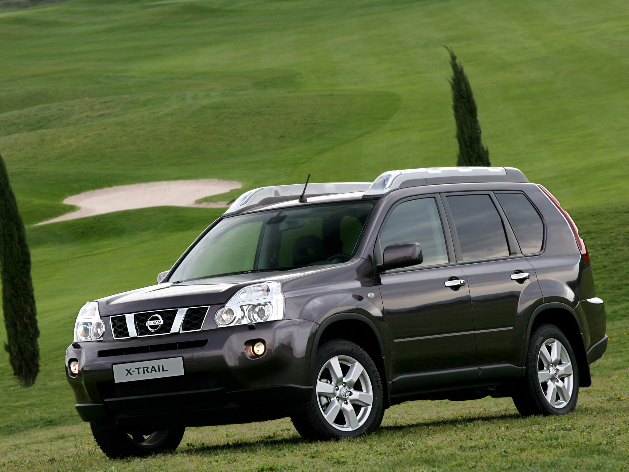nissan x trail 2007 nissan x trail 2007 photo 05 car in pictures car photo gallery. Black Bedroom Furniture Sets. Home Design Ideas