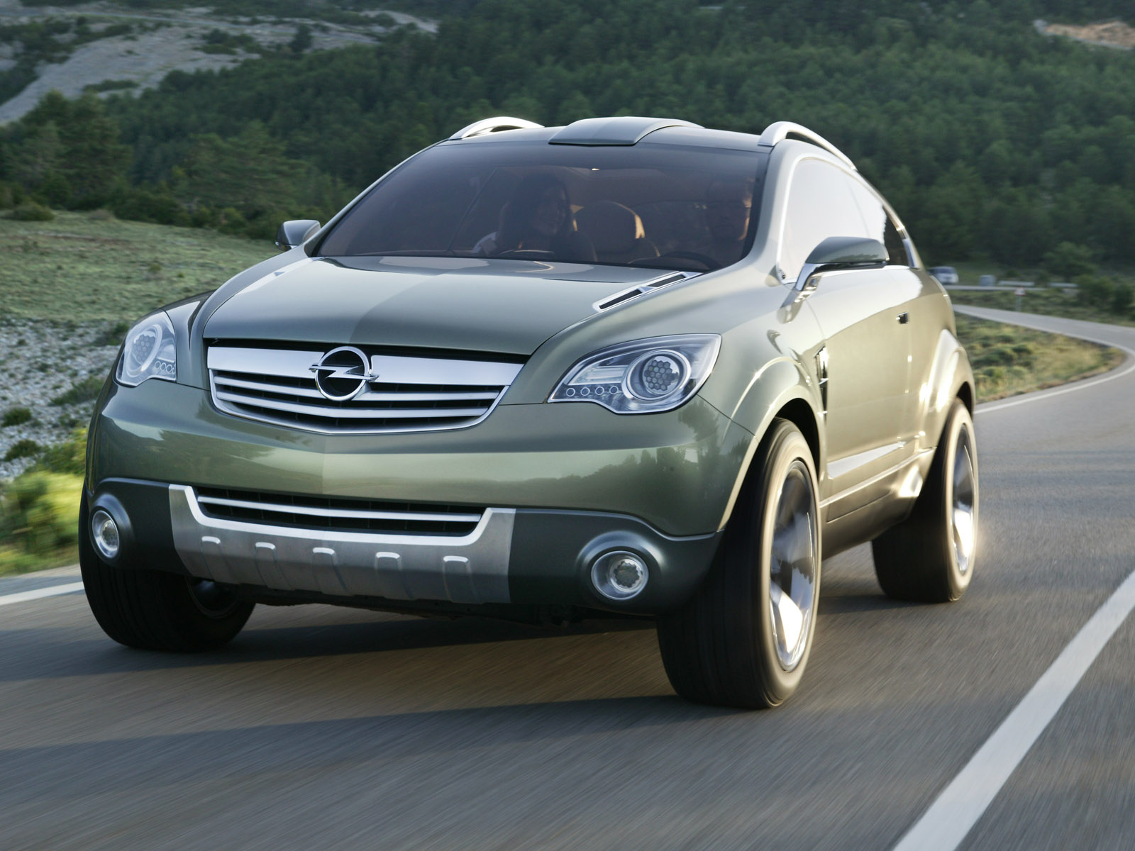 opel antara concept 2005 opel antara concept 2005 photo 02 car in pictures car photo gallery. Black Bedroom Furniture Sets. Home Design Ideas