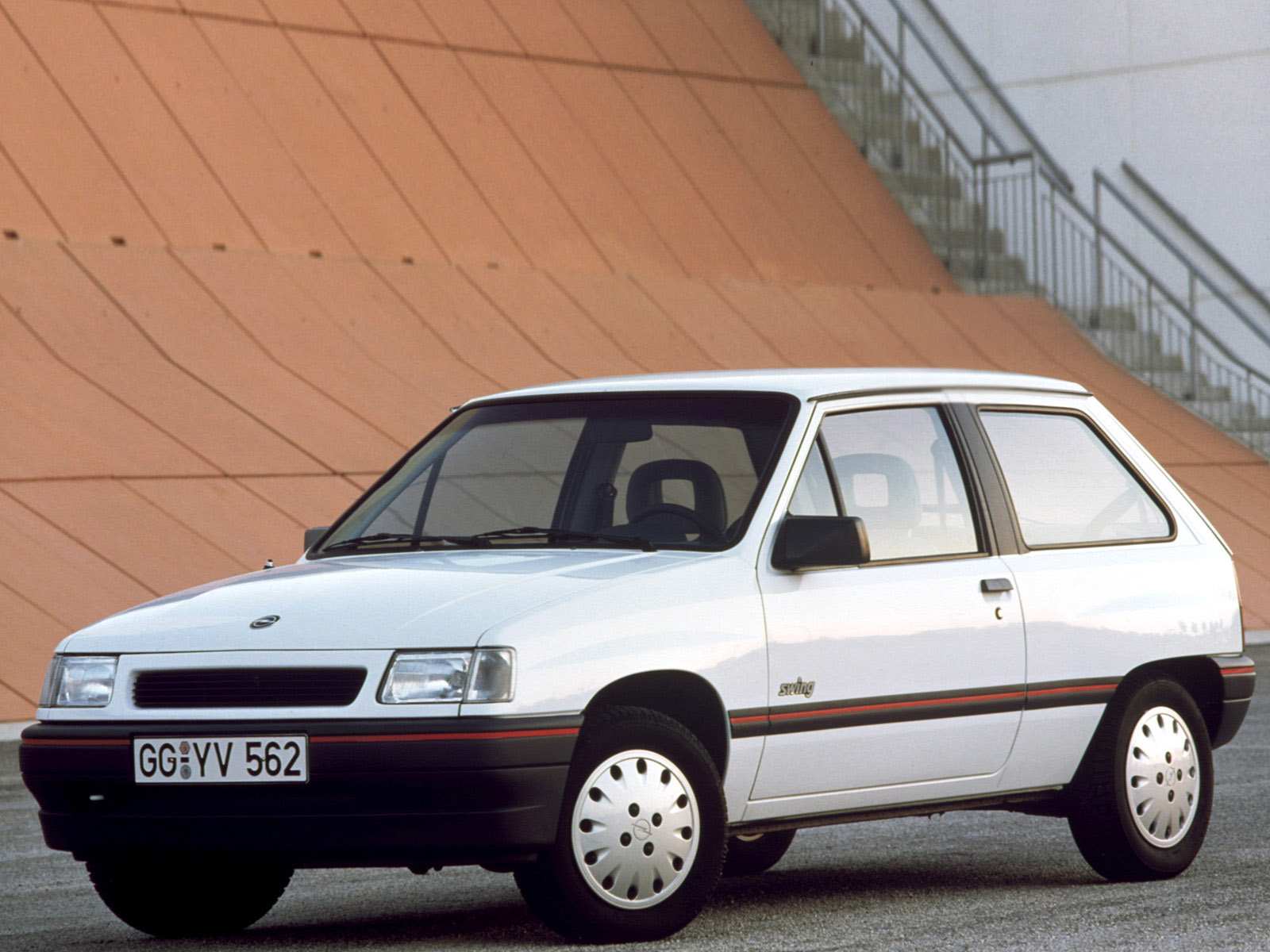 opel corsa a 3 door 1990 1993 opel corsa a 3 door 1990 1993 photo 01 car in pictures car. Black Bedroom Furniture Sets. Home Design Ideas