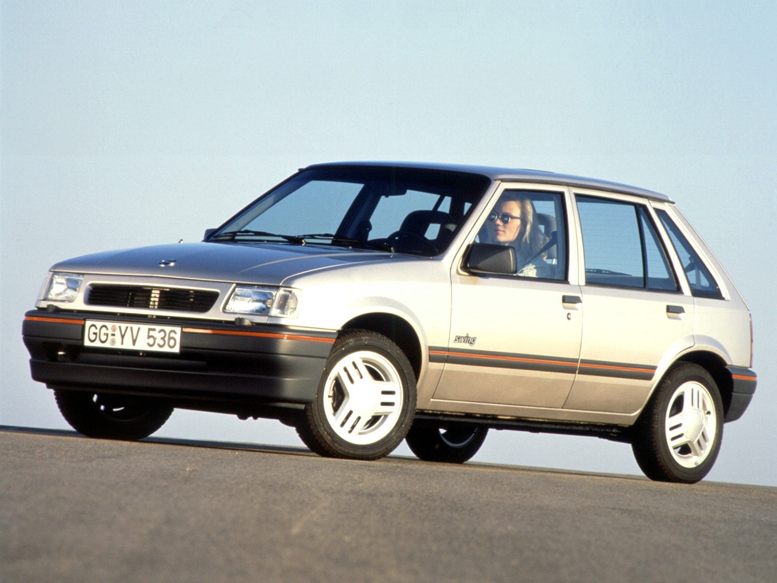 opel corsa a 5 door 1990 1993 opel corsa a 5 door 1990 1993 photo 02 car in pictures car. Black Bedroom Furniture Sets. Home Design Ideas