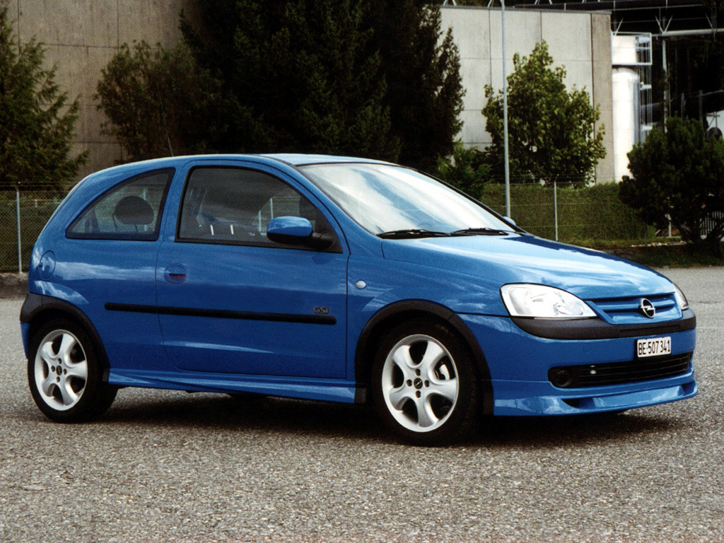 opel corsa c gsi 2000 2006 opel corsa c gsi 2000 2006 photo 05 car in pictures car photo gallery. Black Bedroom Furniture Sets. Home Design Ideas