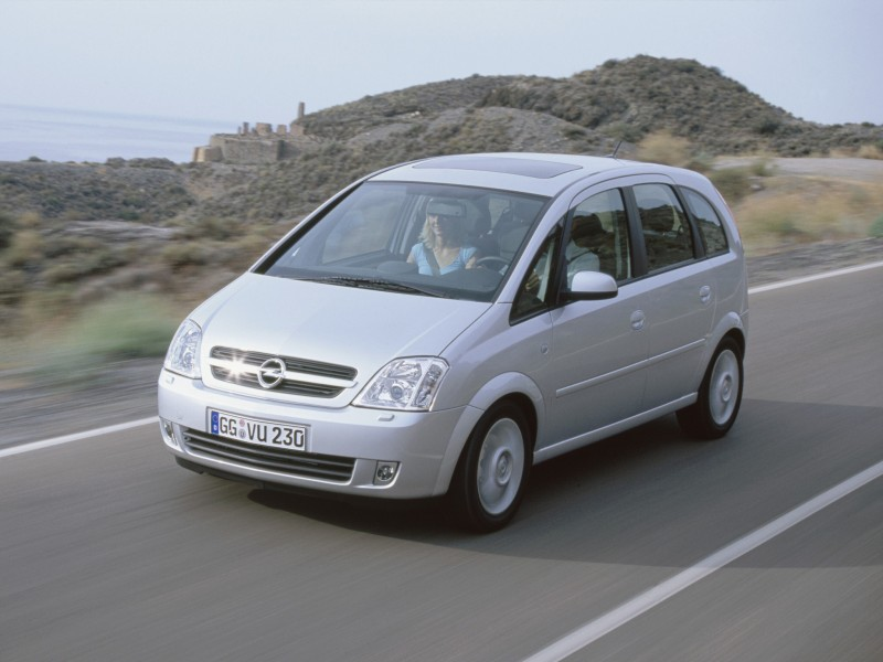 opel meriva 2002 opel meriva 2002 photo 05 car in pictures car photo gallery. Black Bedroom Furniture Sets. Home Design Ideas