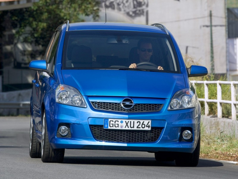 opel zafira opc 2005 opel zafira opc 2005 photo 02 car in pictures car photo gallery. Black Bedroom Furniture Sets. Home Design Ideas