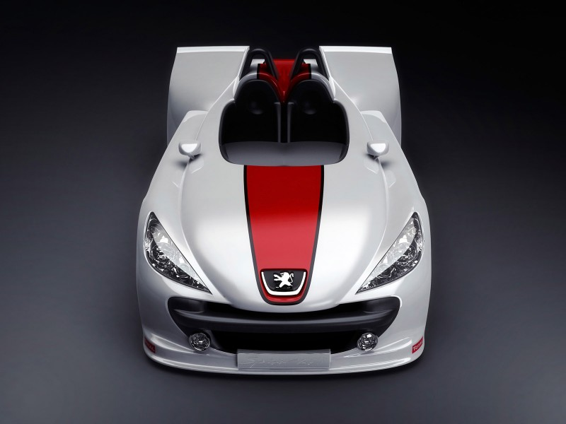 Peugeot 207 Spyder Concept 2006 Photo 01