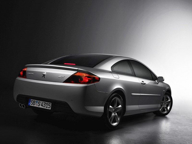 peugeot 407 coupe 2005 peugeot 407 coupe 2005 photo 04 car in pictures car photo gallery. Black Bedroom Furniture Sets. Home Design Ideas