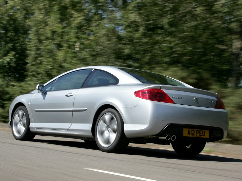 peugeot 407 coupe 2005 peugeot 407 coupe 2005 photo 13 car in pictures car photo gallery. Black Bedroom Furniture Sets. Home Design Ideas