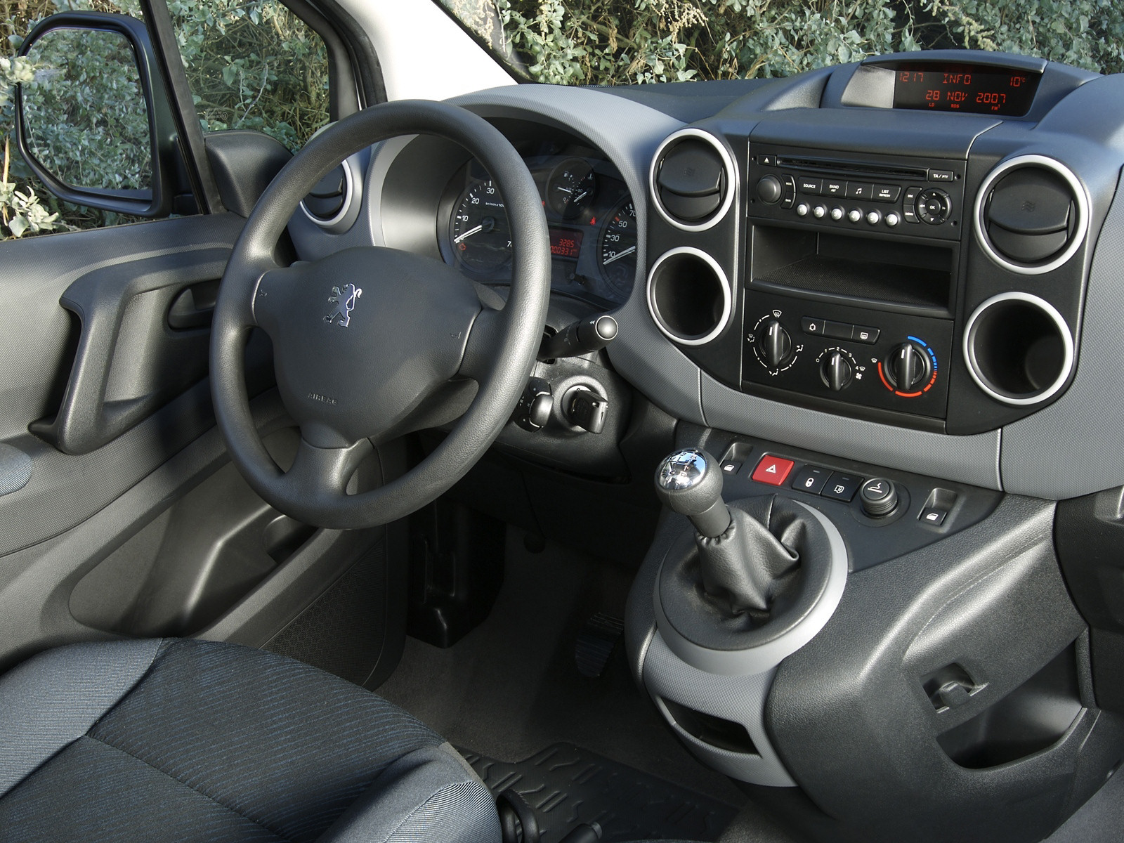 Peugeot Partner 2008 Peugeot Partner 2008 Photo 01 – Car ...