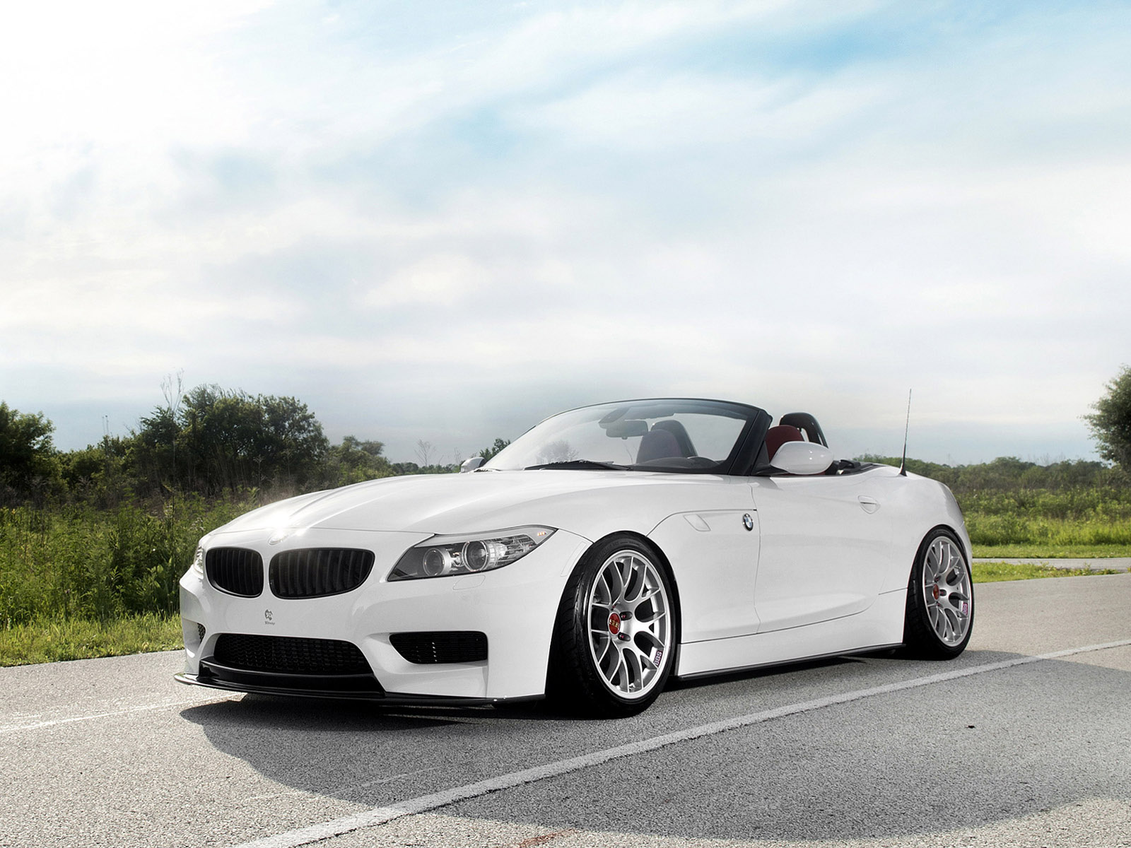 3d Design Bmw Z4 Roadster M Sports Package E89 2011 3d
