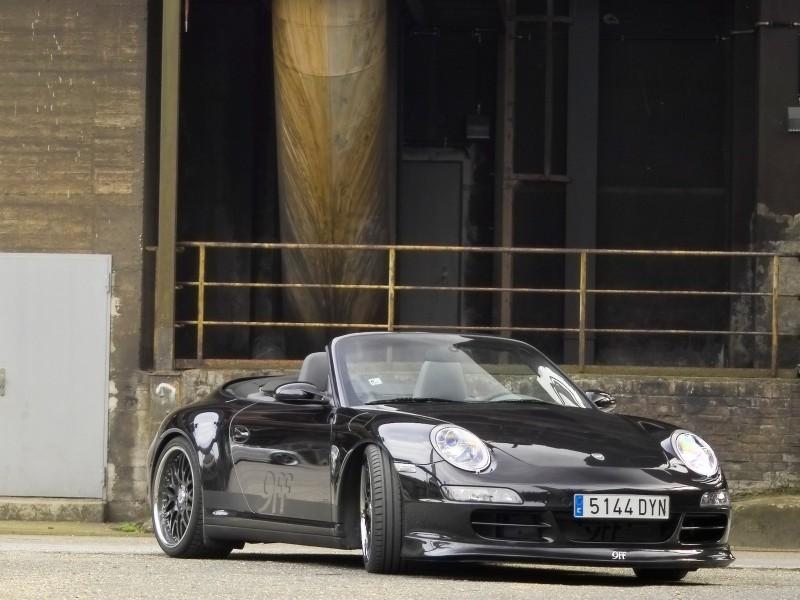 911 Turbo cabriolet 997 2007 9ff Porsche 911 Turbo cabriolet 997 2007 ...